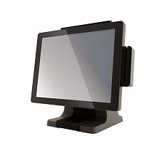 "POS-система ""ШТРИХ-iTouch POS485M  (15"" P18, P-CAP touch, D36, Intel  J1900 2.0GHz, DDR3 2Гб, HDD500"